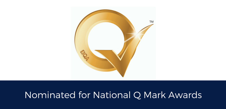 Global nominated for prestigious national Q Mark