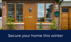 Secure your home this winter