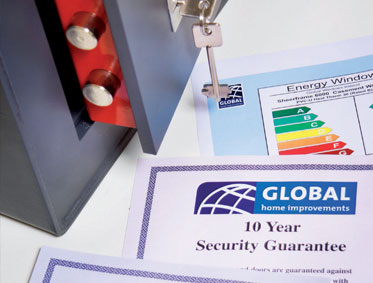 You get the highest standards with Global