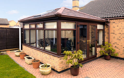 Conservatory Tiled Roofs