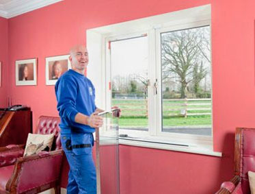 Our installers work for you